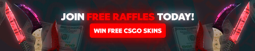 raffle system banner